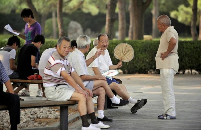 Странные явления в китайском обществе