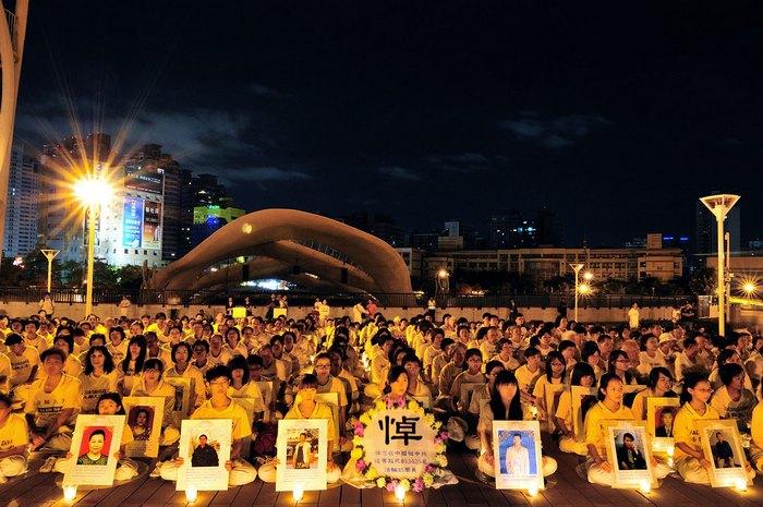 За два месяца в Китае арестовали сотни сторонников Фалуньгун