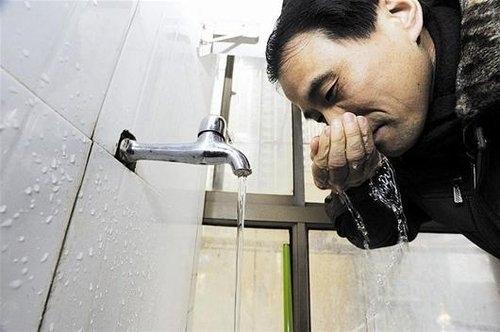 В Китае загрязнена питьевая вода
