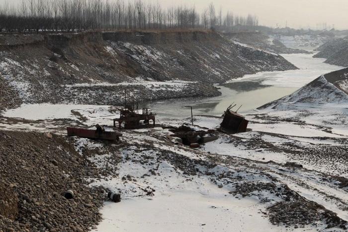 Ядовитая шахта закрыта в китайской провинции Хунань