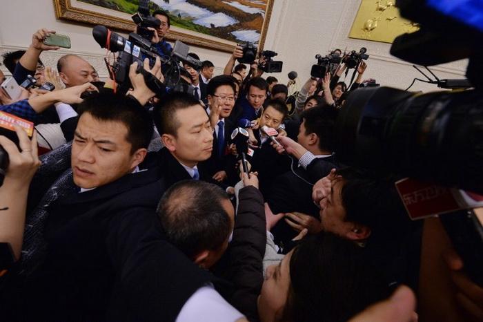 Китайский чиновник: Интернет провоцирует террористические атаки