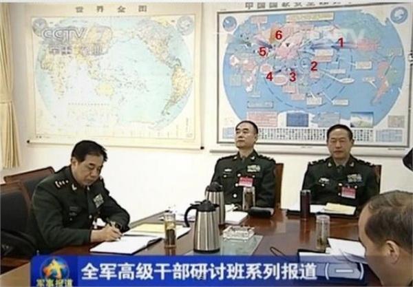 Китай разработал планы на третью мировую войну?