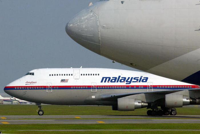 Китайские военные используют инцидент с малазийским самолётом в своих интересах