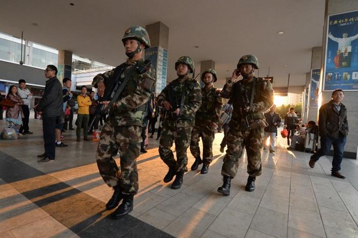 Некоторые китайцы выступили против дискриминации уйгуров