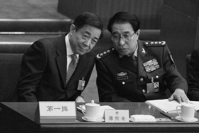 Арестован бывший вице-председатель Центрального военного совета Китая