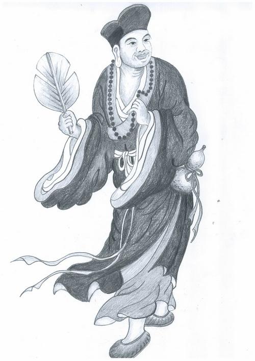 Цзи Гун — легендарный и эксцентричный монах династии Сун