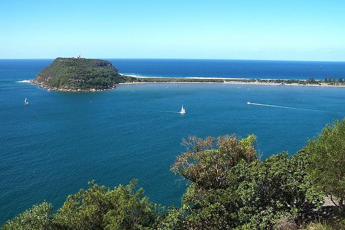Национальный парк Ку-ринг-гай Чейс. Путешествия по Австралии