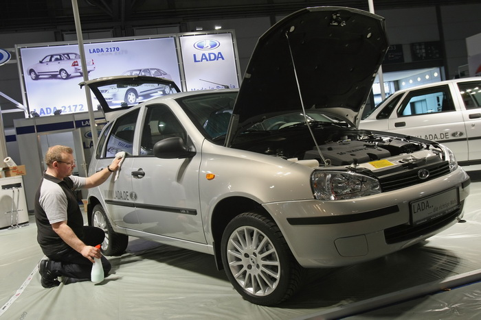 Производство автомобилей Lada увеличится на 10,5%