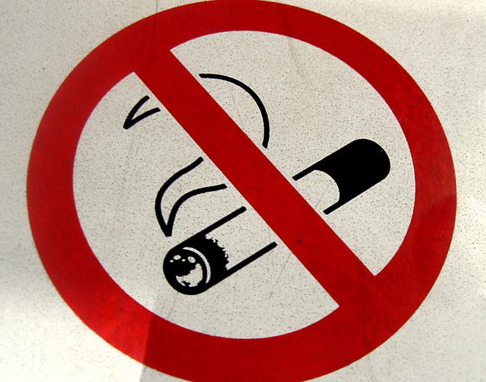 Запрет на курение в ресторанах и кафе вступает в силу с 1 июня 2014 года