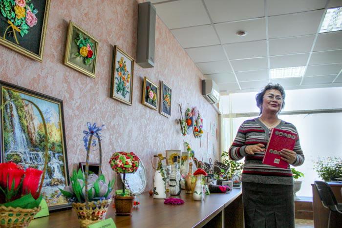 Выставка, посвящённая Международному женскому дню, прошла в Ангарске