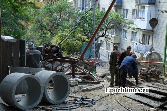 Мэр Москвы будет штрафовать недобросовестных подрядчиков