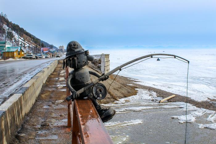 Байкал: ранняя весна в Листвянке