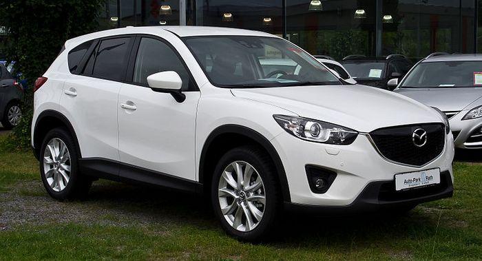 Обзор автомобилей. Mazda: CX-5