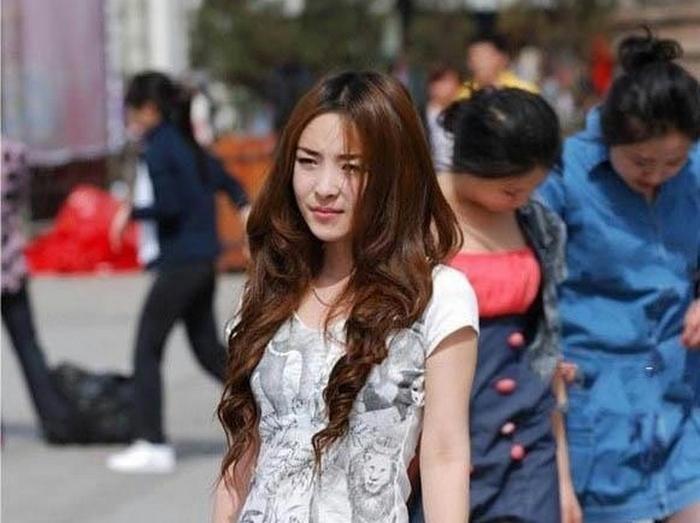 Где в Китае живут самые красивые женщины