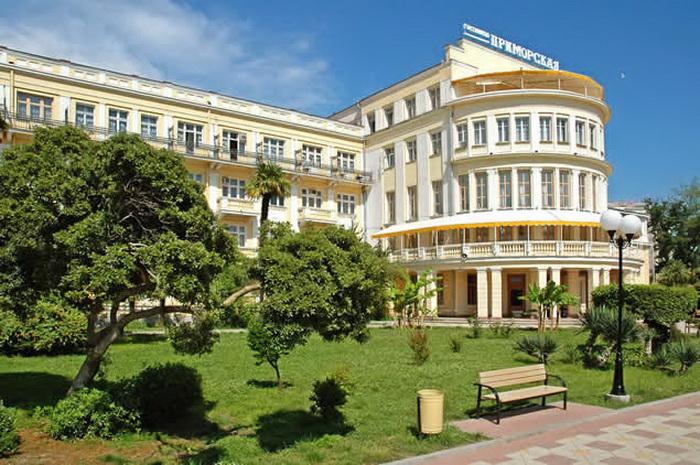 Гостиничный бизнес в Сочи: вчера и сегодня