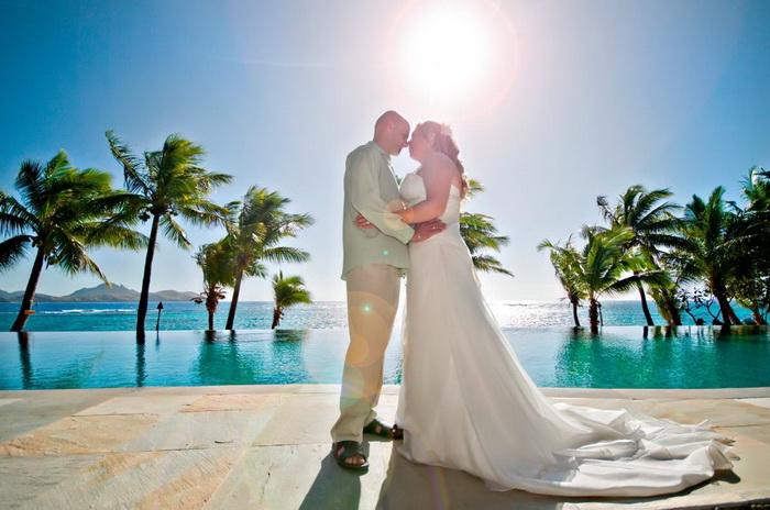Дорогие туры в Новую Зеландию и элитная свадьба на Фиджи