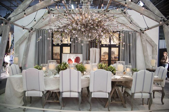 Тринадцатая выставка дизайна домашнего интерьера прошла в Нью-Йорке