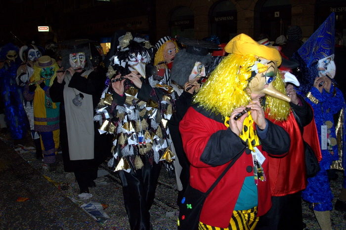 Большой весенний карнавал ждёт гостей в Базеле