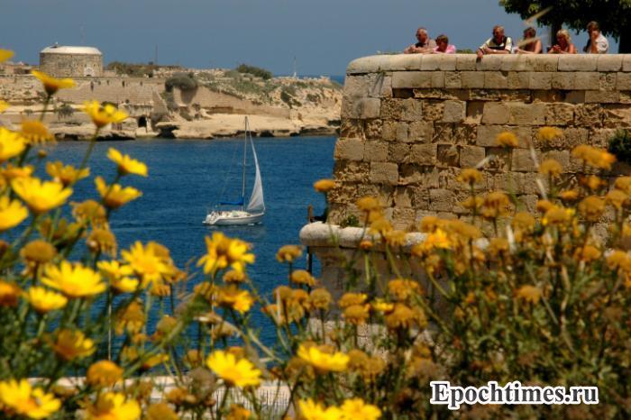 Мальта: города и курорты