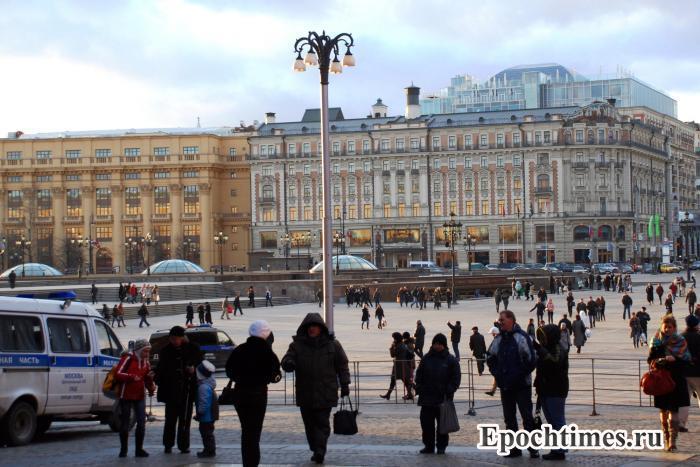 Март в Москве и Подмосковье будет теплее обычного