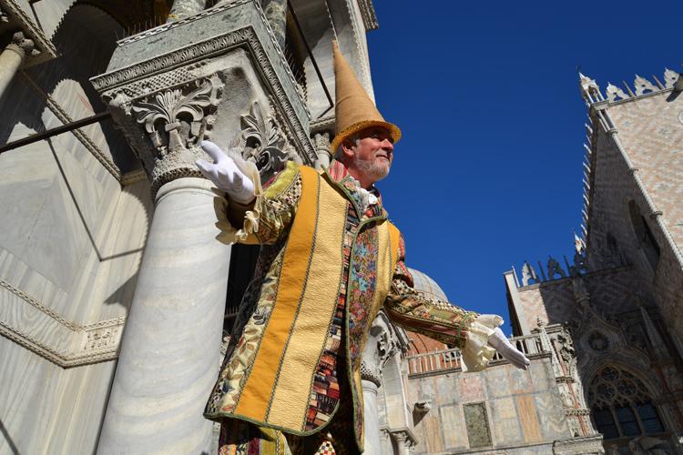 Венецианский карнавал 2014 собрал рекордное число участников