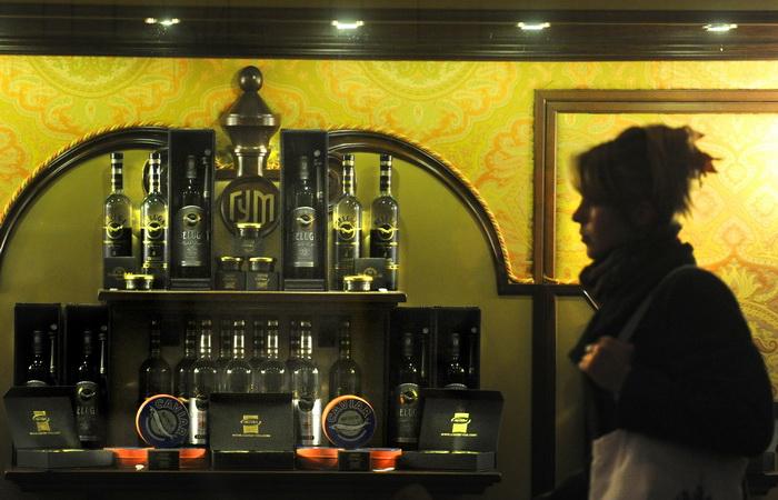 В России снизилось употребление алкоголя