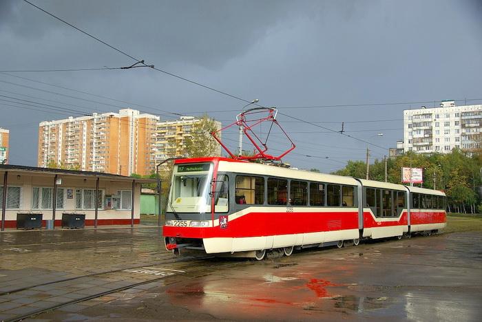 В Москве запустят новые трамваи