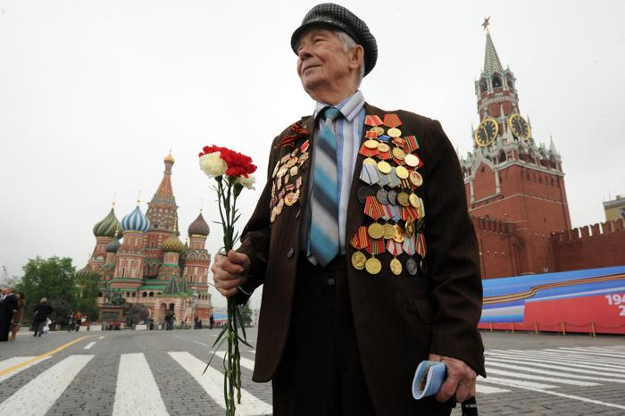 Московские ветераны Второй Мировой войны к годовщине Победы получат традиционные выплаты
