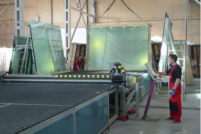 Производство стеклопакетов с «ДСМ Машинери»