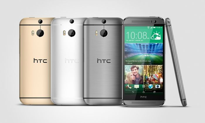 HTC One (М8) задаёт новые стандарты в отрасли