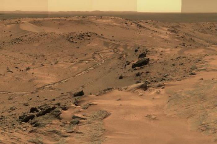 Существовал ли на Марсе океан?