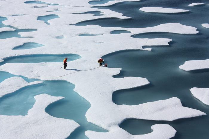 Дирижабли-беспилотники будут патрулировать Арктику