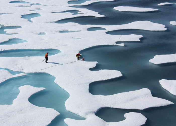 Арктика. Фото: NASA Goddard Space Flight Center's photostream/flickr.com