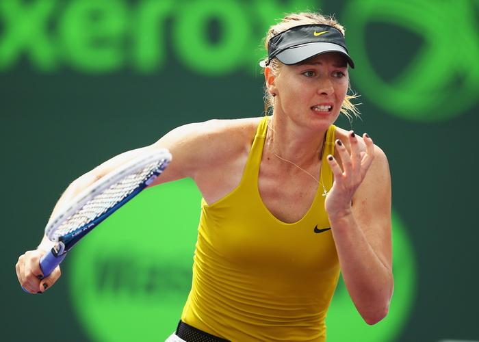 Шарапова сыграет в четвертьфинале чемпионата WTA в Майями