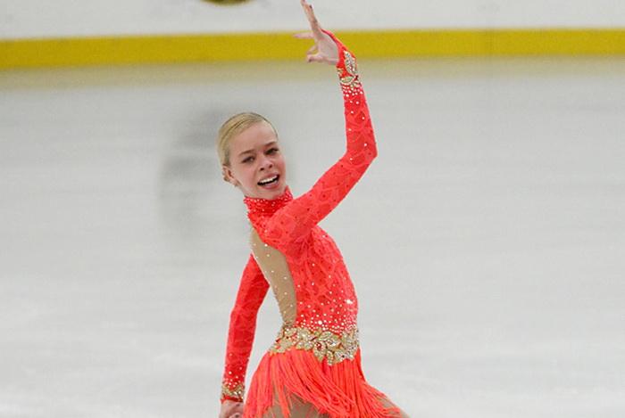 На Чемпионат мира поедут фигуристы Липницкая, Погорилая и Ковтун