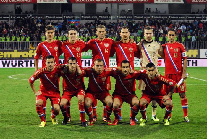 Сборная России выиграла в первом футбольном матче сезона