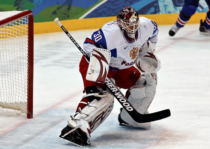 Вратарь Брызгалов перешёл в другой клуб НХЛ