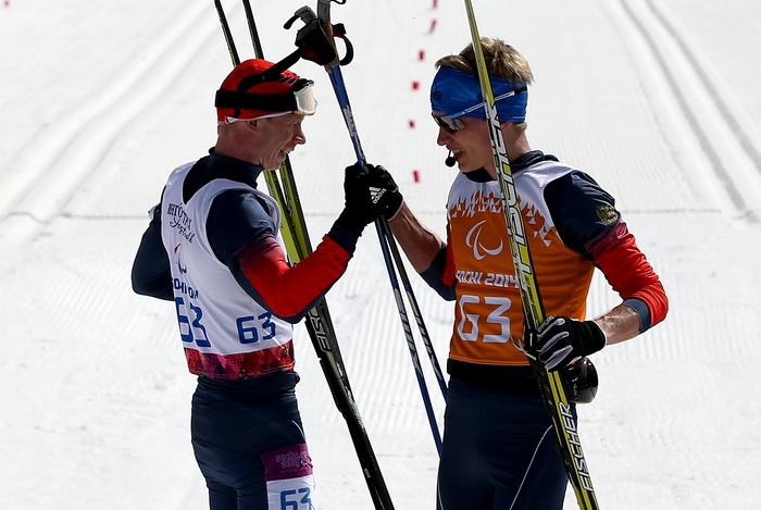 Двадцать первую медаль Паралимпиады России принёс лыжник