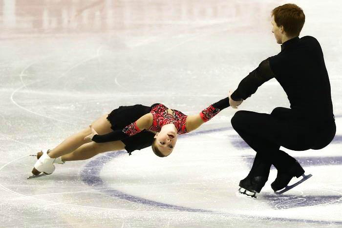 Российские фигуристы показали второй результат ЧМ среди юниоров