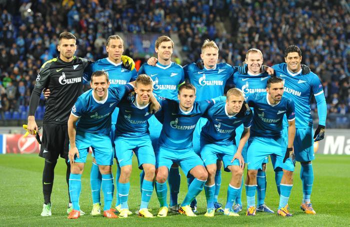 «Зенит» в ответном матче выиграл у «Боруссии», но покинул турнир