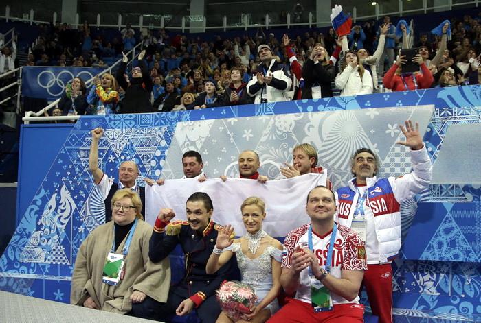 Мишин выделил плюсы командного турнира по фигурному катанию