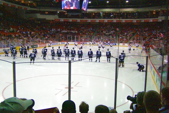 Команды-участницы хоккейной Лиги чемпионов определятся 13 мая