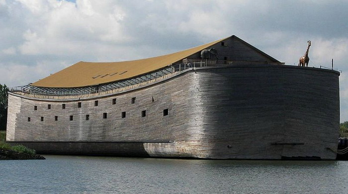 Ноев ковчег появится в Кентукки