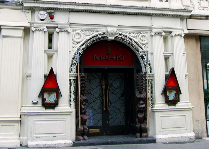 Элитный ночной клуб в Лондоне закрыл вход для посетителей в мехах