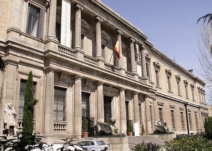 Обновлённый Национальный археологический музей в Мадриде возобновил работу