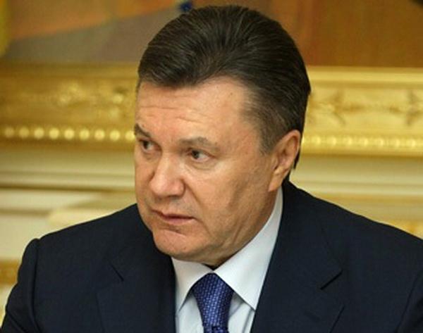 Виктор Янукович провёл пресс-конференцию в Ростове-на Дону