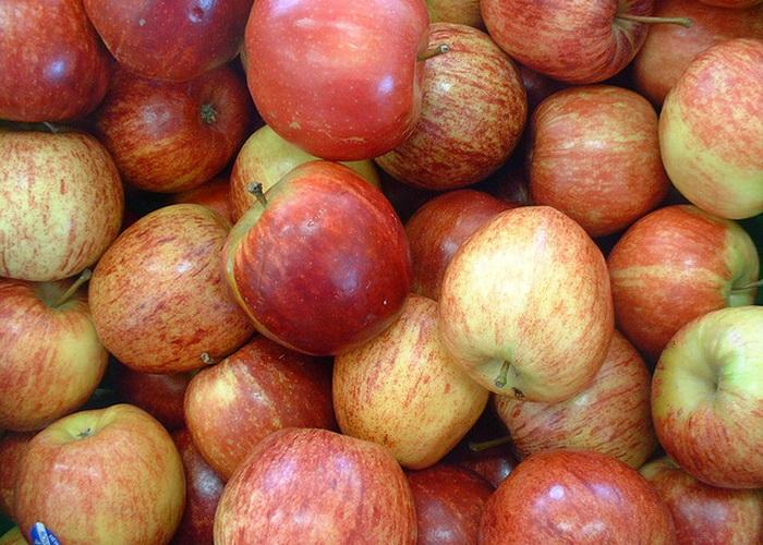 Роспотребнадзор запрещает реализацию польских яблок