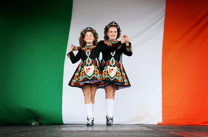 В Москве проходит фестиваль Ирландской культуры