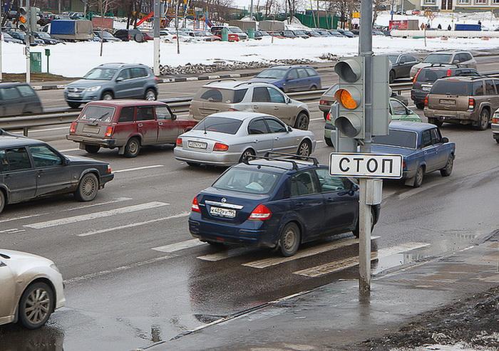 В Москве планируют установить 79 новых светофоров