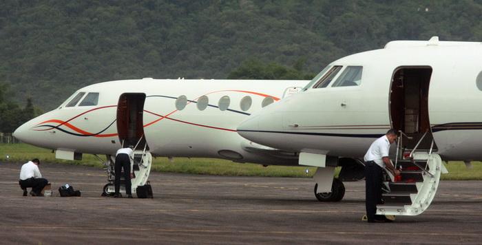 Венесуэла может оказаться в авиаблокаде
